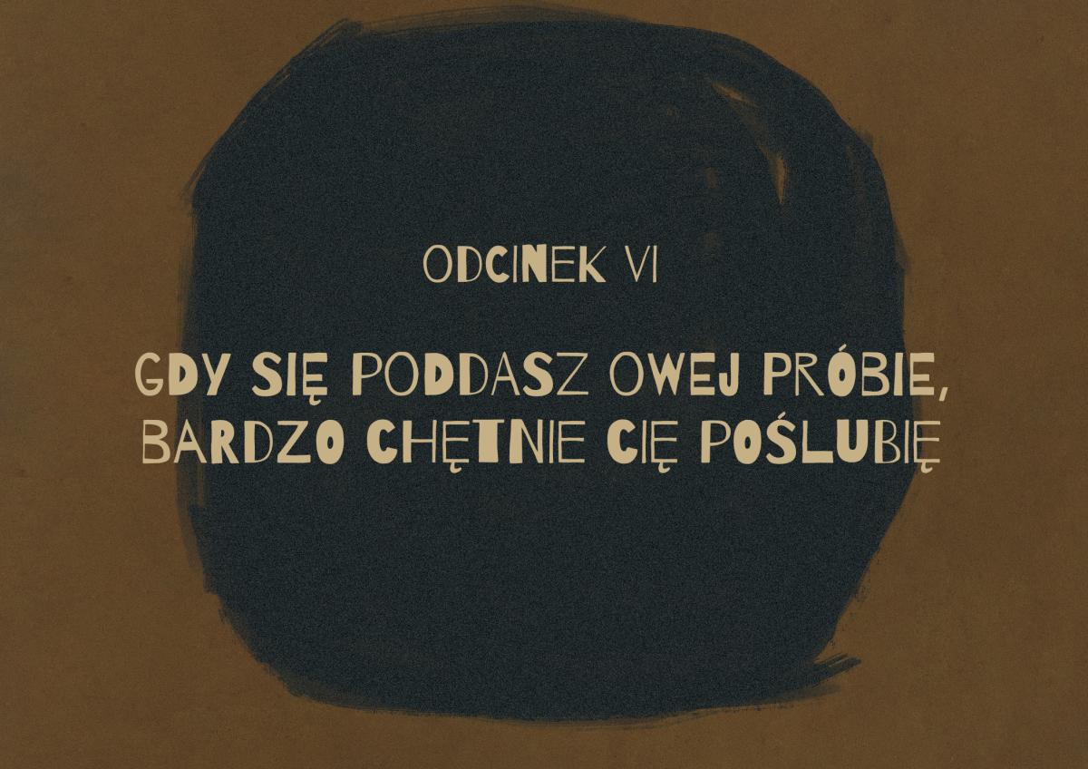 Konik Garbusek - odcinek 6